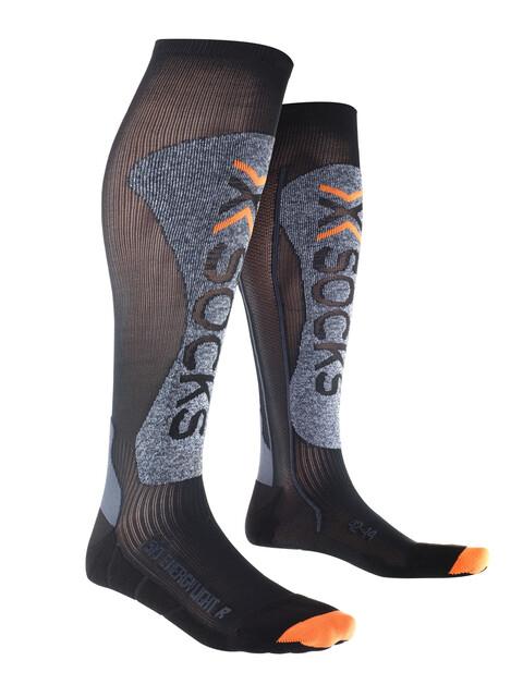 X-Socks Ski Energizer Light Sokken grijs/zwart